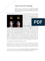 Difference between 3G and 4G Technology.pdf