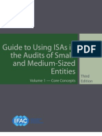 SMP ISA Audit Guide Volume 1 3e