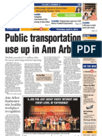 The Ann Arbor Journal front page, April 4, 2013