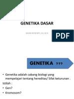 Genetika Dasar Rev