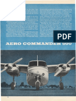 Aero Commander 500 Aircraft