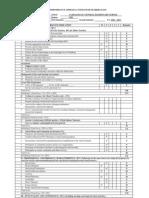 PERFORMANCE APPRAISAL SYSTEM FOR TEACHERS (PAST)