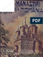 IORGA NICOLAE - Sate Si Manastiri Din Romania
