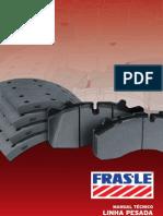 Lonas de Freio - Manual Técnico Linha Pesada