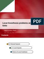 28318184 Hazards of Local Anesthesia