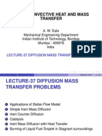CONVECTIVE HEAT AND MASS