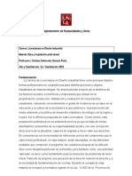 Programa Dindustrial Ambrosini 2013