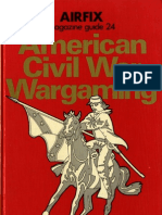 Airfix Magazine Guide 24-American Civil War Wargaming