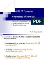 MMB222_KinematicsParticles-01-OneDimension lecture 1