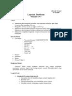 job sheet  merakit pc