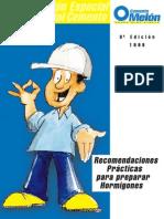 DOSIFICACION Preparacion Del Hormigon