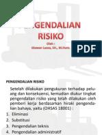4. PENGENDALIAN RISIKO