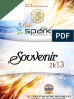 SPARK's Souvenir 2k13