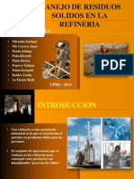 Manejo de Residuos Solidos en La Refineria Final (2)