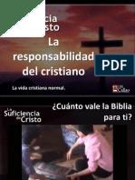 La Suficiencia de Cristo # 24