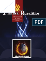 Flacara Rusaliilor 1-2013