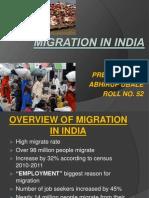 Csr - Migration in India