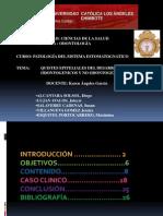 Quistes de Los Maxilares Patologia II