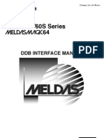 Meldas 60-60S DDB Interface BNP-B2214