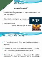 Slides de CACHINHOS DOURADOS E OS TRÊS URSOS