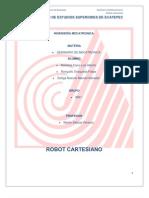 48975175 Robot Cartesiano Con 3 Grados de Libertad