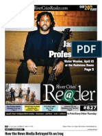 River Cities' Reader- Issue 827 - April 4, 2013