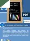 36592728 Role of DFHI in Money Market