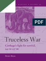 9004160760 Truceless War Carthage