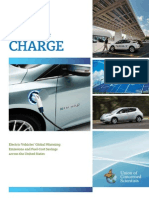 Electric Car Global Warming Emissions Report