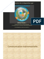 10 Communication Evenementielle