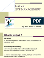 Project Management PDF
