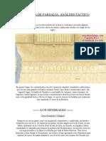 La batalla de Farsalia. Análisis táctico - José Lago