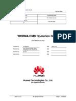 59520261 Huawei Omc Operation Wcdma