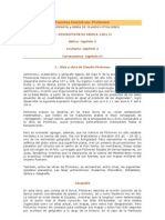 Ptolomeo Descripción de Iberia Libro II Capítulo 5