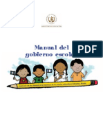 Manual Gobierno Escolar