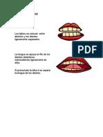Ejercicio Dental