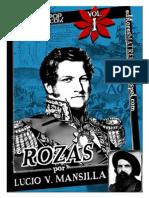 Rozas (Tomo I) - Lucio V. Mansilla