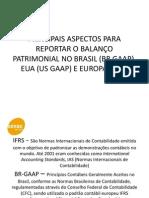 Apresentação Contabilidade Internacional