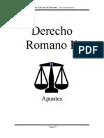A Punt Esy Final de Derecho Romano i i