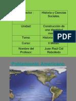 poblamiento de america y primeras civilizaciones.ppt