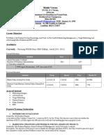 Mohit Resume