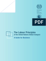 UN the Labour Principles a Guide for Business