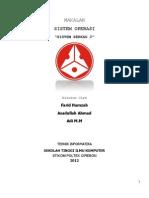 Makalah System Berkas Sistem operasi