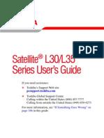 Panduan Pengguna Toshiba Satellite l30