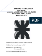 Ser Universitario_Producción Textil.doc