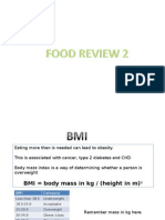 Food Review 2
