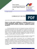 Legea52 ProiectOPANAF ProceduriDeclarareDerogatoriu 22martie2013