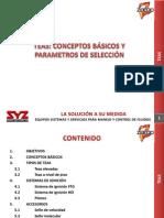 TEAS - CONCEPTOS BASICOS Y PARAMETROS DE SELECCIÓN
