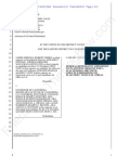 EDCA ECF 112 2013-04-03 - Grinols v Electoral College - Fed Defendants Opp to Stay Pending Appeal