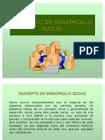 Desarrollo Social Diapositivas